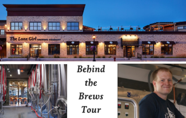 Behind the Brews - Brewery Tour