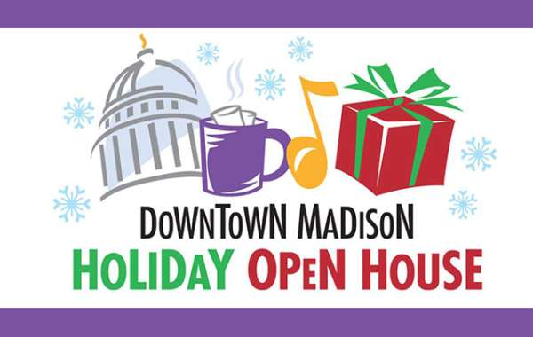 Downtown Madison Holiday Open House