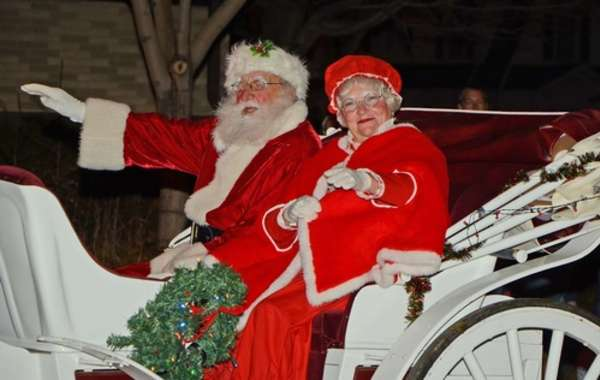 Annual Lighted Holiday Parade
