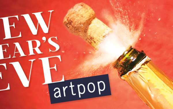 ArtPop New Year's Eve Party