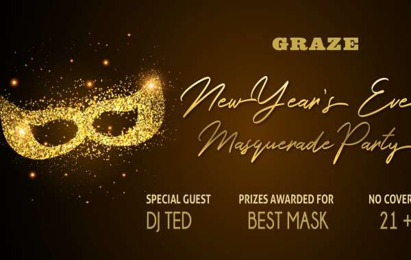 New Year's Eve Masquerade Party