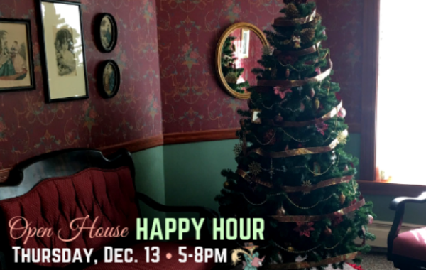 Open House Happy Hour at Hotel Ruby Marie