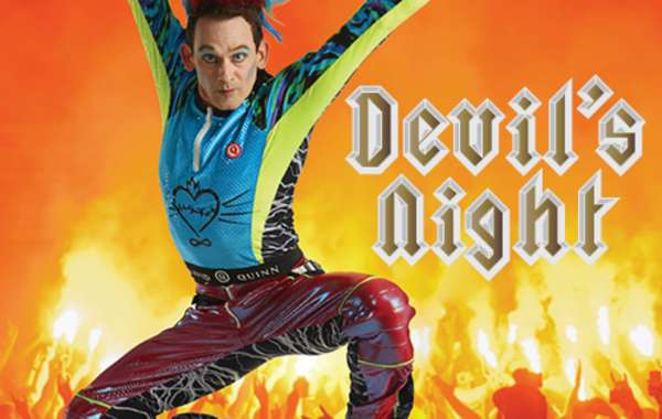 """Devil's Night - Kanopy Dance Company's 2018-19 """"A Season of Festivals and Fetes"""""""