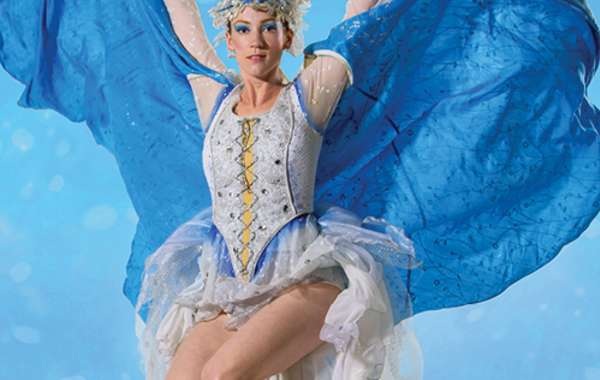 "Winter Fantasia - Kanopy Dance Company's 2018-19 ""A Season of Festivals and Fetes"""