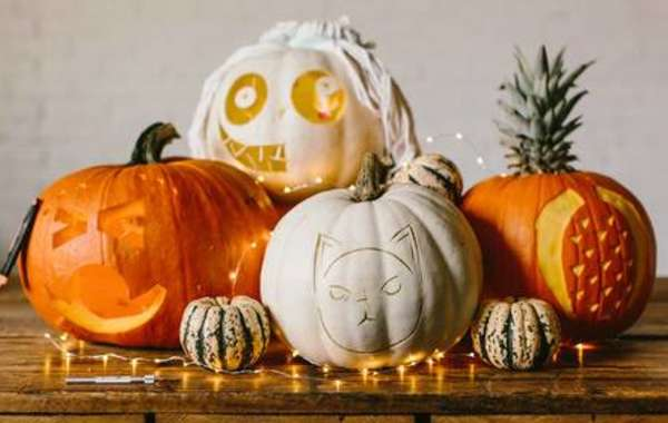 Camp Pumpkin Carving Competition at Graduate Madison