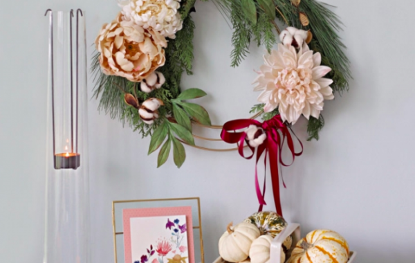 Floral Wreath Workshop with Pollen House