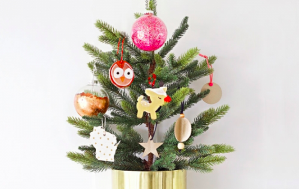 Drop-In: Holiday Ornament Making