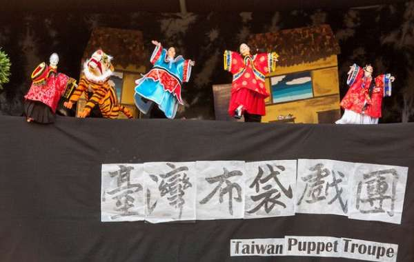 Cure Cabin Fever!: Taiwan Puppet Troupe