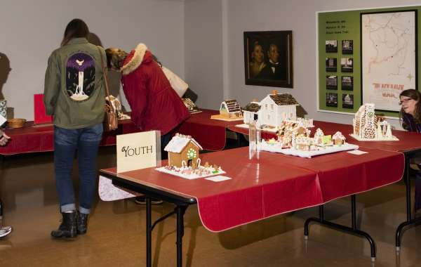 Hoard Historical Museum Holiday Open House