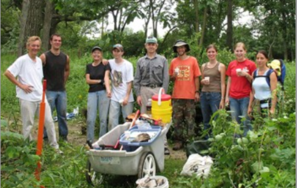 UW-Madison Arboretum Ecological Restoration Work Party: Grady Tract