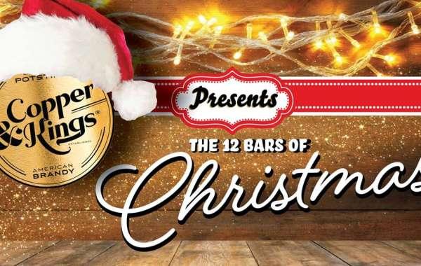 12 Bars of Christmas Pub Crawl