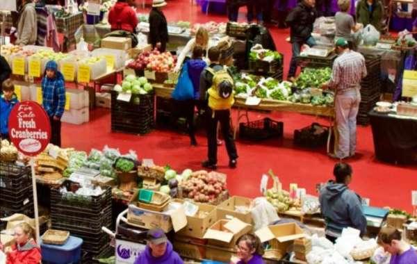 Holiday Dane County Farmer's Market