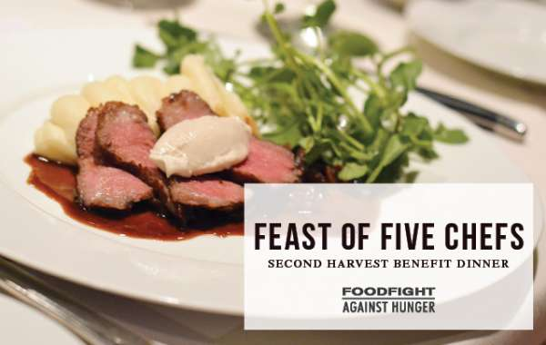 FEAST OF 5 CHEFS