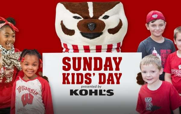 Badgers Kids' Days