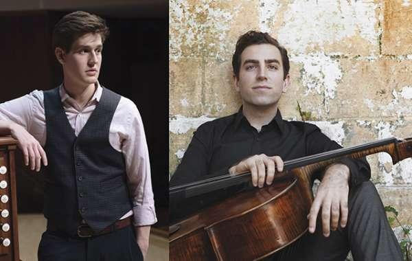 Overture Concert Organ Presents: Thomas Mesa & Greg Zelek