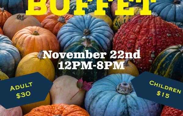 Thanksgiving Buffet at Fuegos