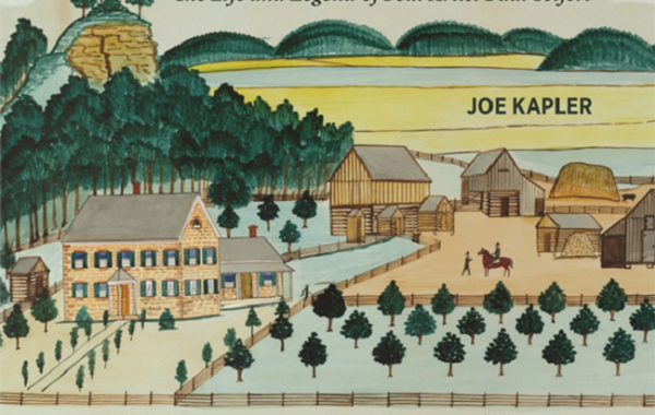 History Sandwiched In: The Life and Legend of Folk Artist Paul Seifert