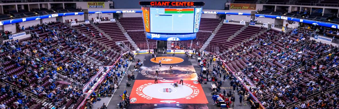 PIAA Team Wrestling Championships in Hershey