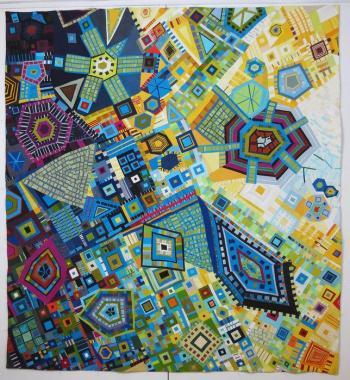 Carnegie Quilt Art 2017