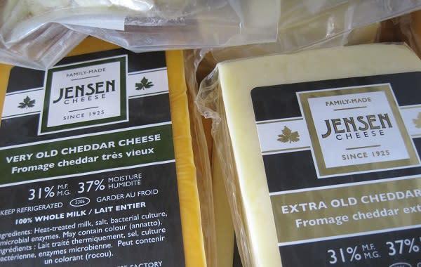 Jensen Cheese
