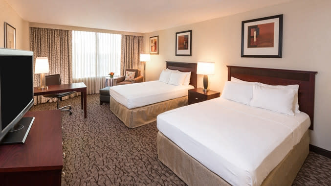 DoubleTree by Hilton Room Interior
