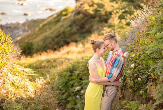 Weddings in Patrick's Point State Park