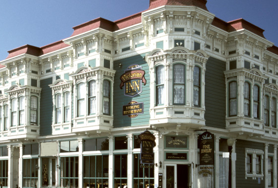 Victorian Inn Boutique Hotel