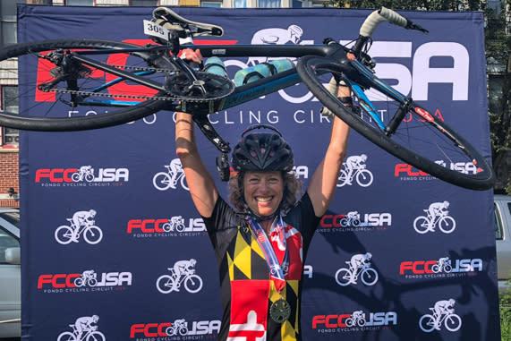 Fondo Cycling Circuit USA Harrisburg Piccilo Winner