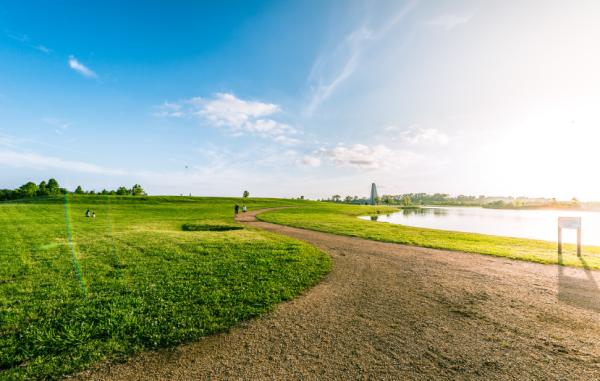 Sugar Land Memorial Park │ Top Picnic Spots