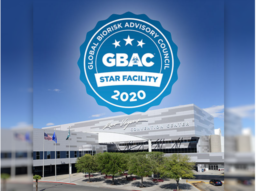 Global Biorisk Advisory Council (GBAC) STAR facility accreditation by ISSA 2020