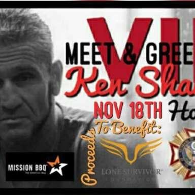 Ken Shamrock: VIP Meet & Greet Social Dinner