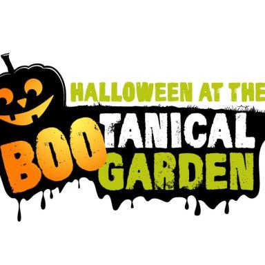 Halloween at the BOO-tanical Garden