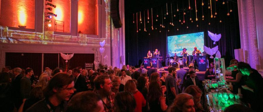Virginia Film Festival Party