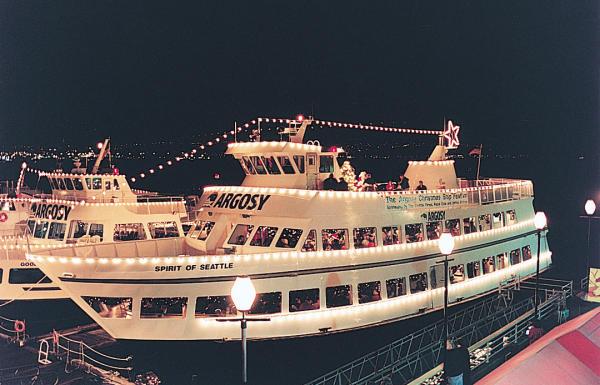 Argosy Christmas Ship