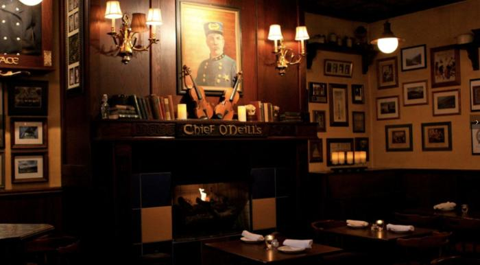 ©Chief O'Neill's Pub & Restaurant