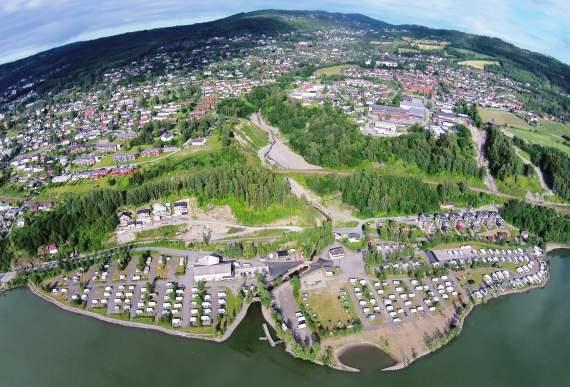 Top 10 Campingpladser I Norge Find De Bedste Pladser Og Slap Helt Af