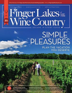 Travel Magazine Cover 2013