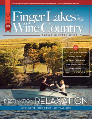 Travel Magazine Cover 2014
