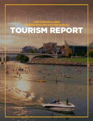 2018 Tourism Report_Cover