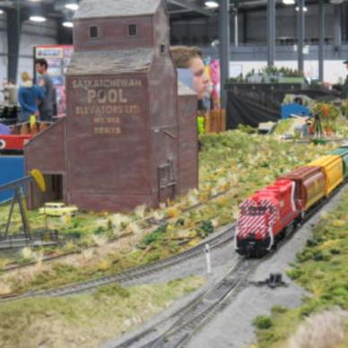 Manitoba Mega Train Show 2017
