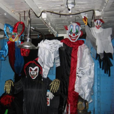 Gruesome thrills and ghastly chills. Halloween in Manitoba.