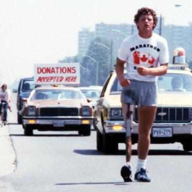 TERRY FOX: RUNNING TO THE HEART OF CANADA at the Manitoba Museum