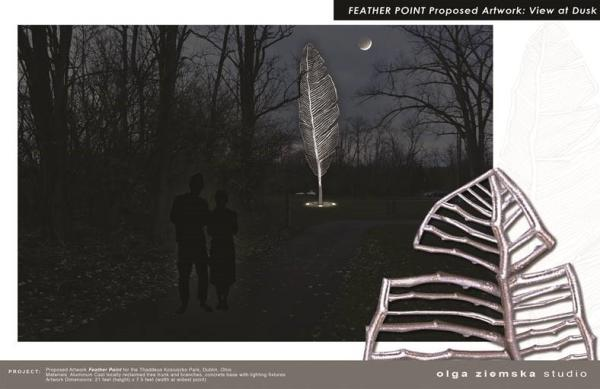 Featherpoint Public Art