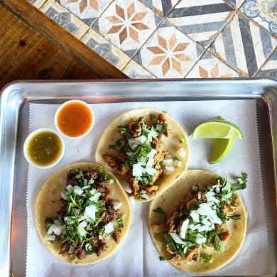 Mezcal Taco