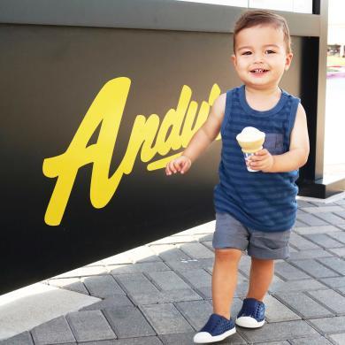 Andy's Custard