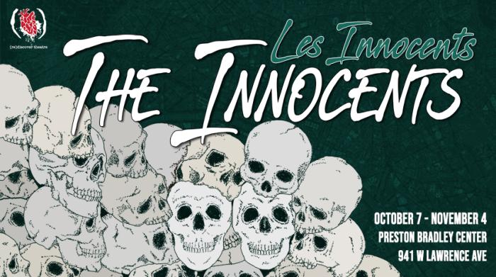 The Innocents show poster in Chicago