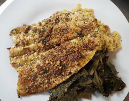 Southern Creole Trout
