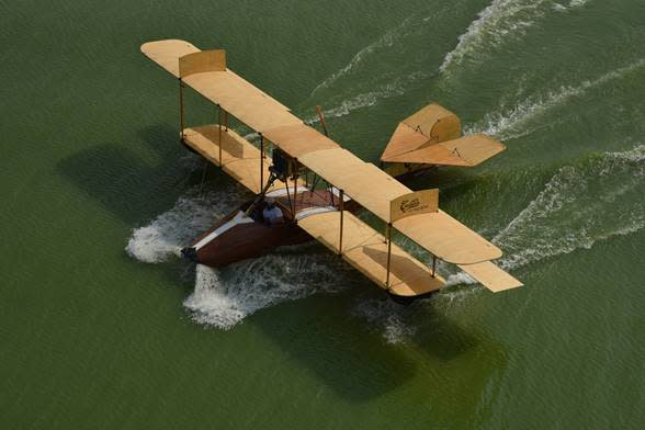 Model F Boat