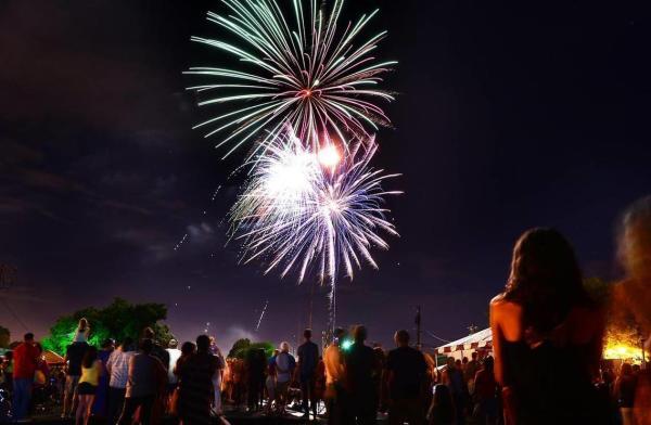 denver firework show