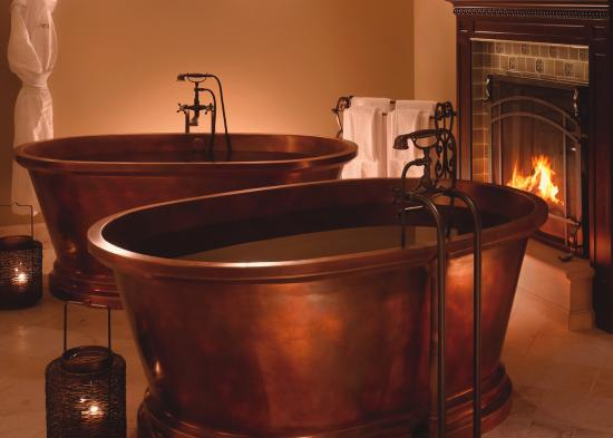 Montage Copper Tubs